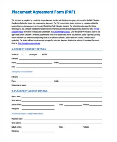 Sample Agency Agreement Forms - 7+ Free Documents in Word, PDF