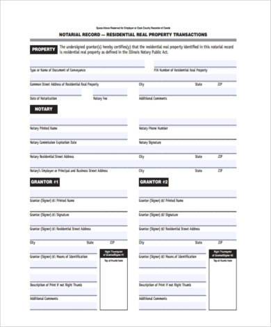 real estate deed form in pdf2