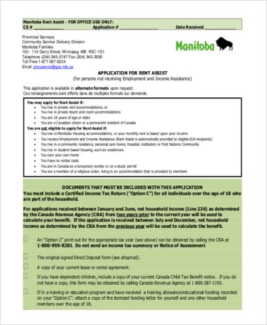 centrelink rent assistance form download pdf