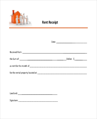 Receipt Form Sample - 8+ Free Documents In Word, Pdf
