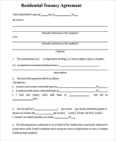 Blank Lease Agreement Template. Equipment Lease Agreement Form