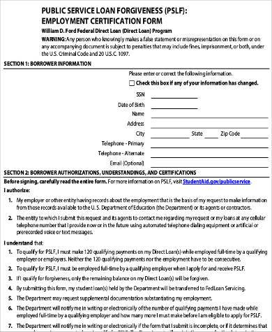 servicing income based repayment form1