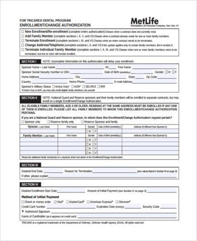 tricare pre authorization form
