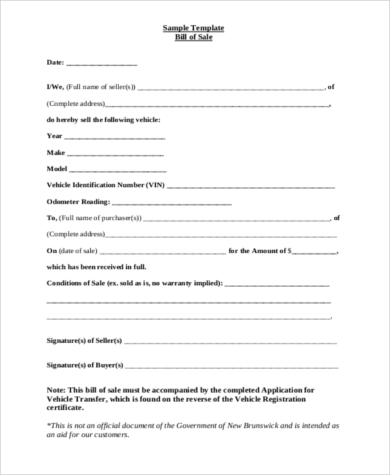 receipt form samples 10 free documents in word pdf