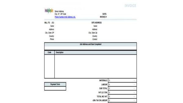 an invoice is a list of goods sent or services provided with a statement of the sum due for all such items its basically a bill for all the stuff thats