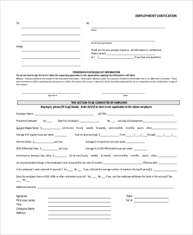 generic income verification form1