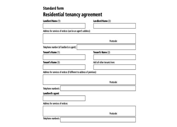 Free 7 Sample Lease Rental Agreement Forms In Pdf Word