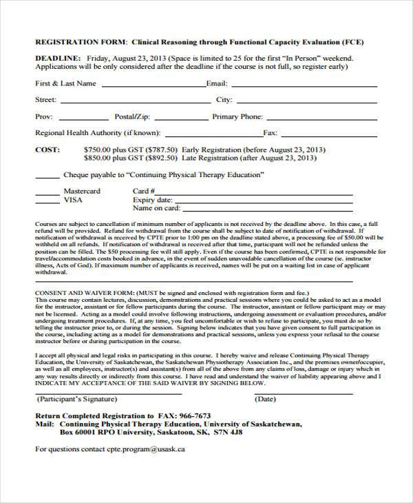 army functional capacity evaluation form1