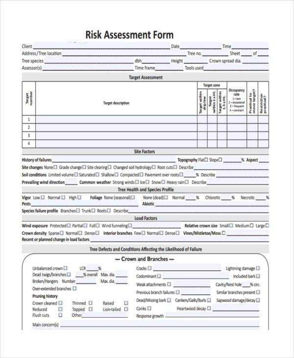 client risk assessment form1