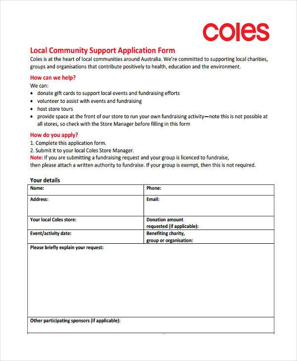 coles customer complaint form