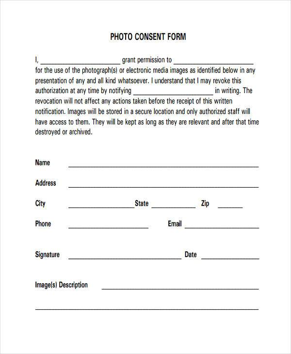 general consent form - Dolap.magnetband.co