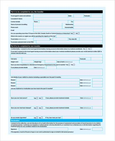 Sample Medical Appraisal Forms - 8+ Free Documents In Pdf