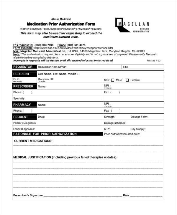Sample Authorization Forms In Pdf   Free Documents In Word Pdf