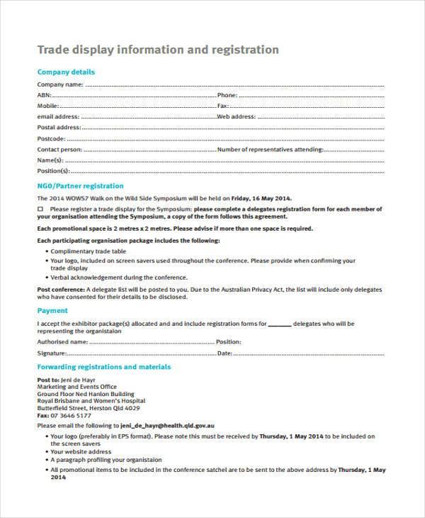 ngo partnership registration form