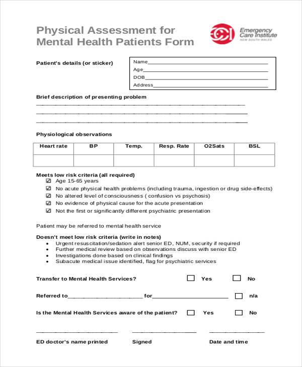 patient physical assessment form2