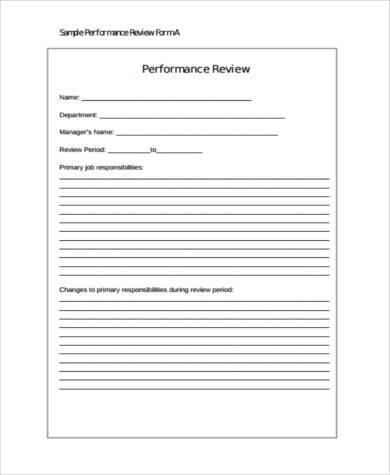 purpose of performance appraisal pdf