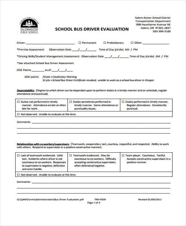 trips offline assessment form pdf
