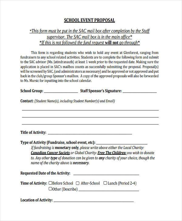 school event proposal form3