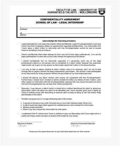 Sample Internship Report Forms - 8+ Free Documents in Word, PDF