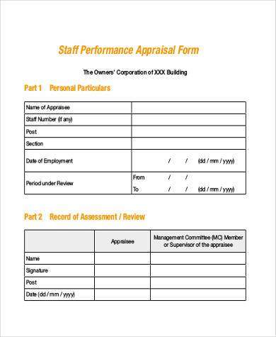 Simple Appraisal Forms  22+ Free Documents In Word, Pdf. Funeral Template. Weekly Management Report Template. Sdsu Appeal Letter. Joint Venture Partnership Agreement Template. Basic Job Application Template. Skills To Put On Resume For Students Template. Valentines Day Cards Download Template. Ways To Be Successful Template