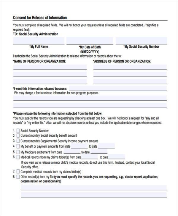standard release note format