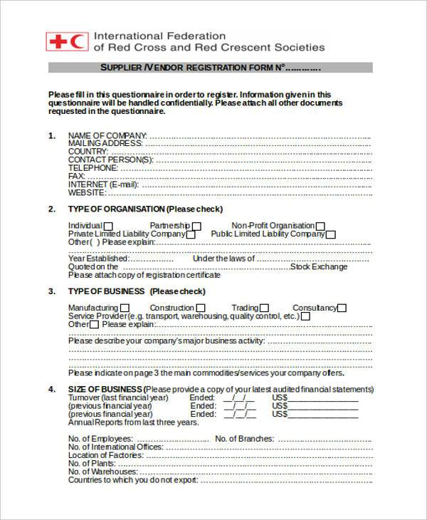 supplier vendor registration form2