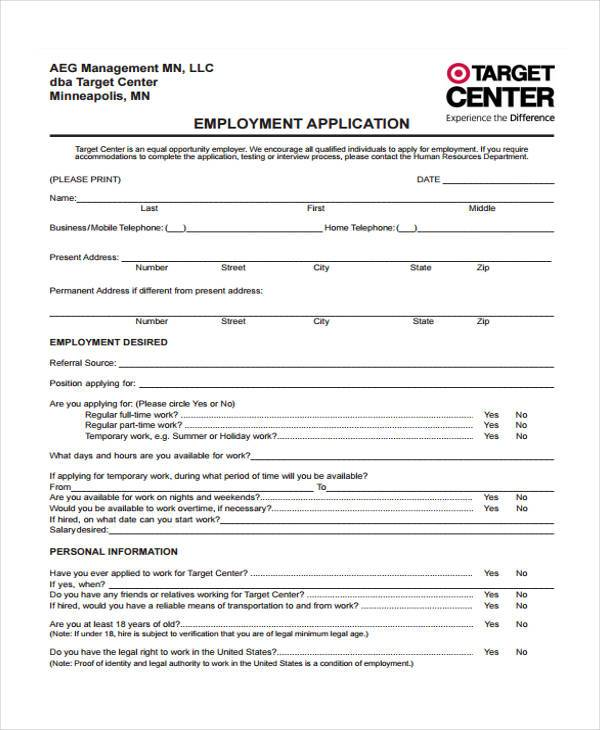 100+ [ Proof Of Employment Form Template ] | 8 Part Checklist For