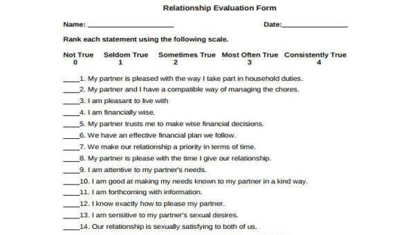 how are relationships formed