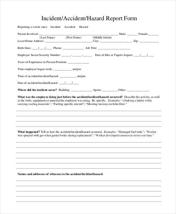 accident incident hazard report form1