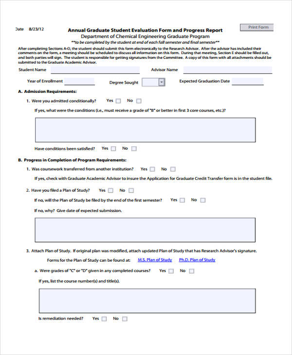Annual Evaluation Form  BesikEightyCo