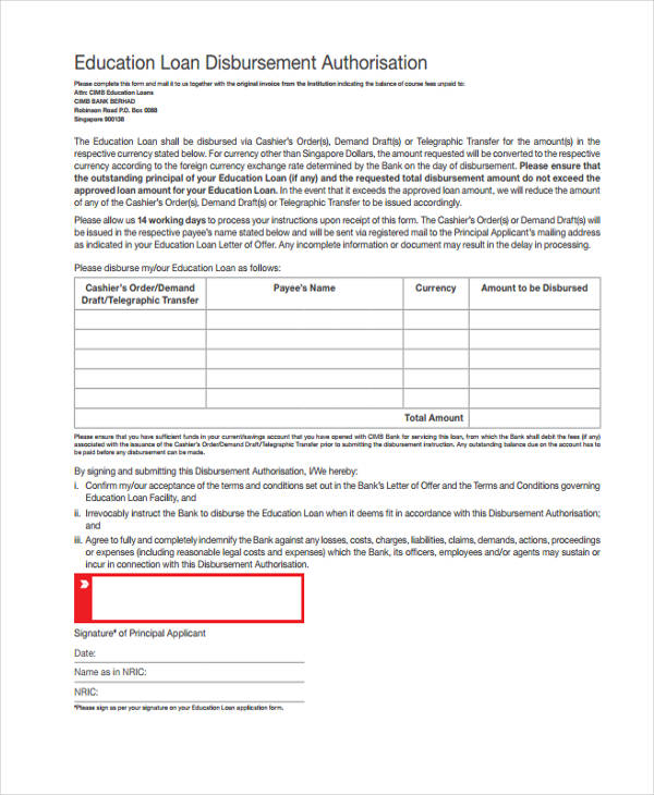 bank loan contract agreement1