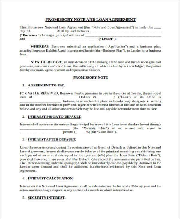 business loan agreement3