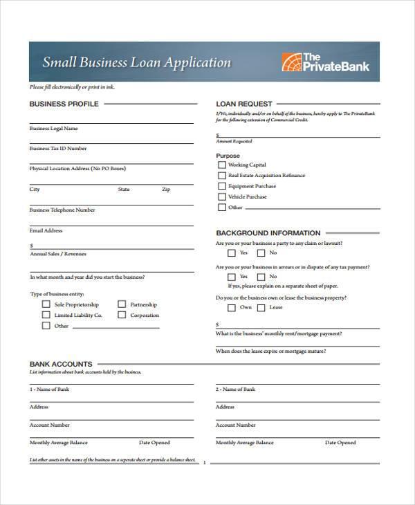 business loan application form1