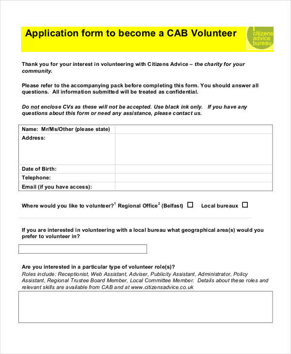 citizen advice application form1