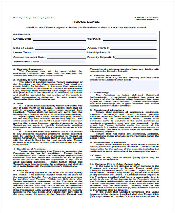 commercial restaurant lease agreement form1