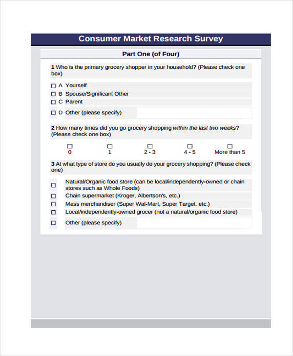consumer market research survey form2