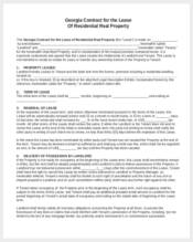 contract lease agreement form1