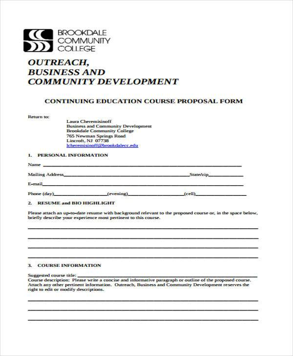 Course proposal template winkd course proposal template saigontimesfo