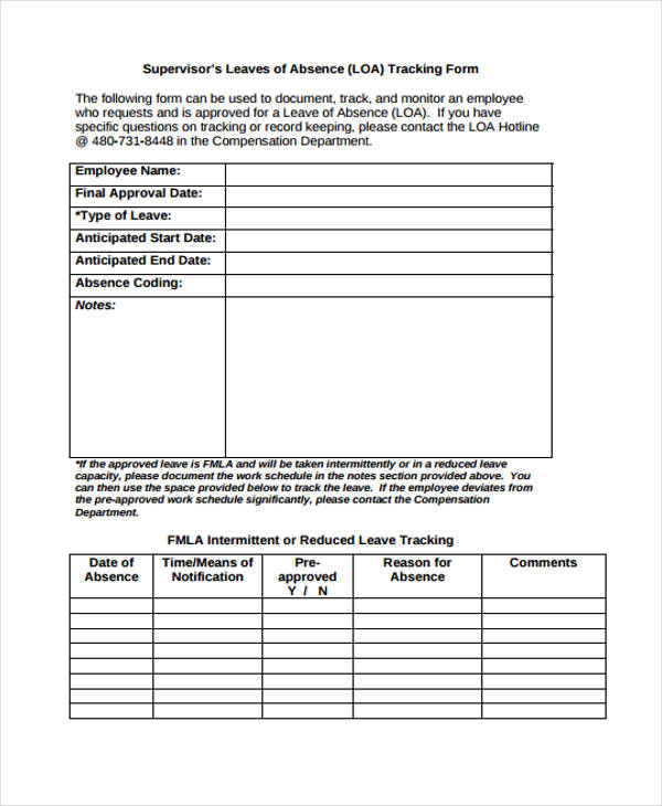 employee asset tracking form