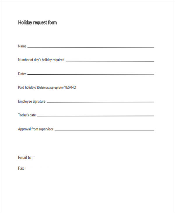 request templates
