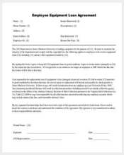 employee loan agreement form1