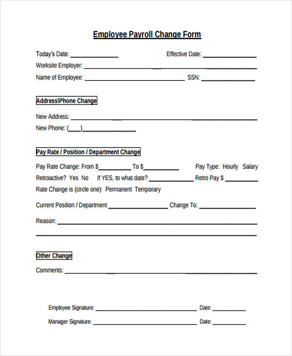 employee payroll change form3