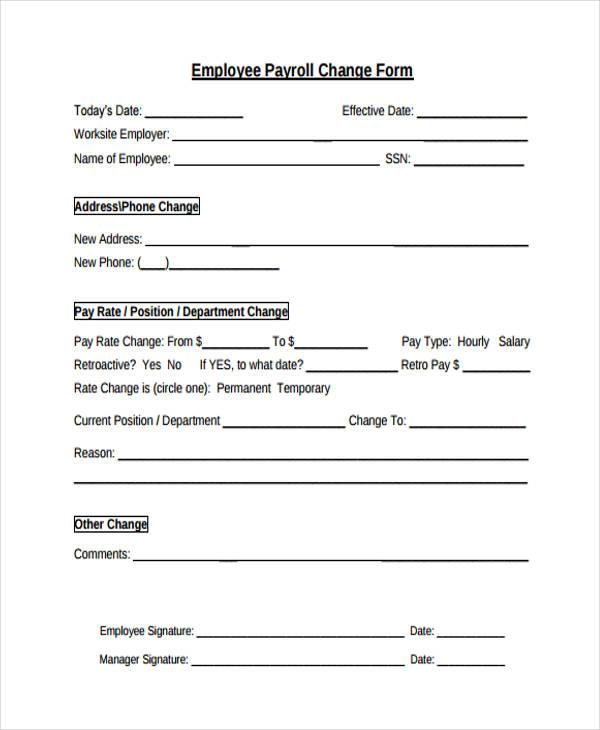 employee payroll change form3