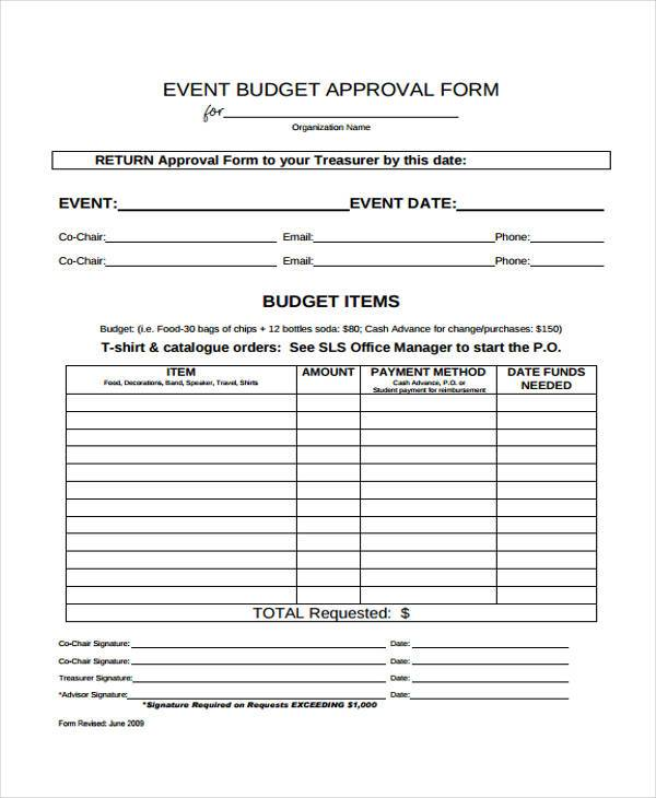 Event Budget Template Free Event Budget Template How To Create Your
