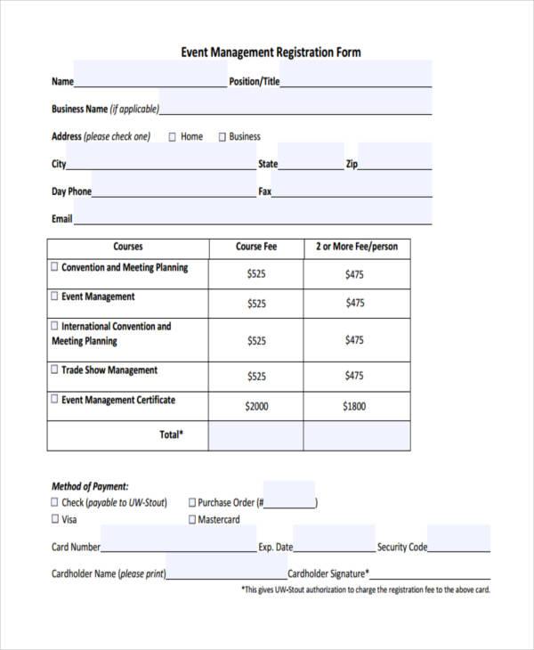 event management registration form2