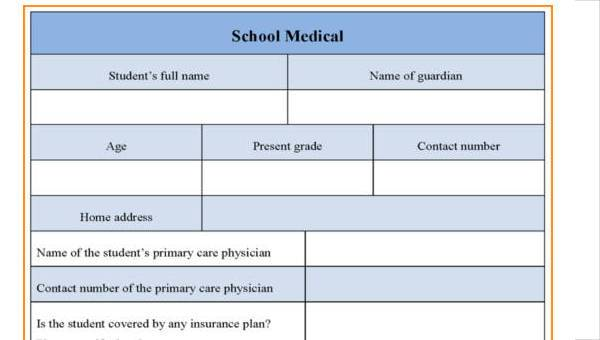 photograph regarding Free Medical Forms.com titled No cost 37+ Absolutely free Professional medical Varieties inside of PDF Document