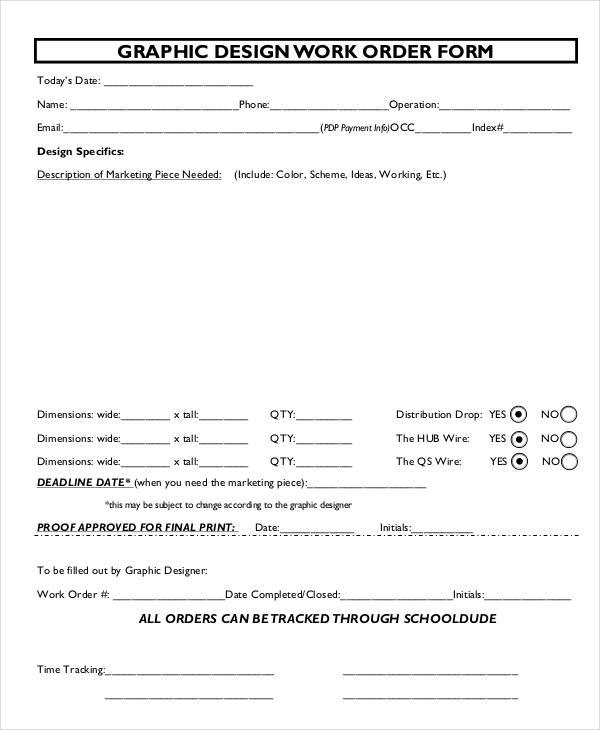 graphic design work order form3