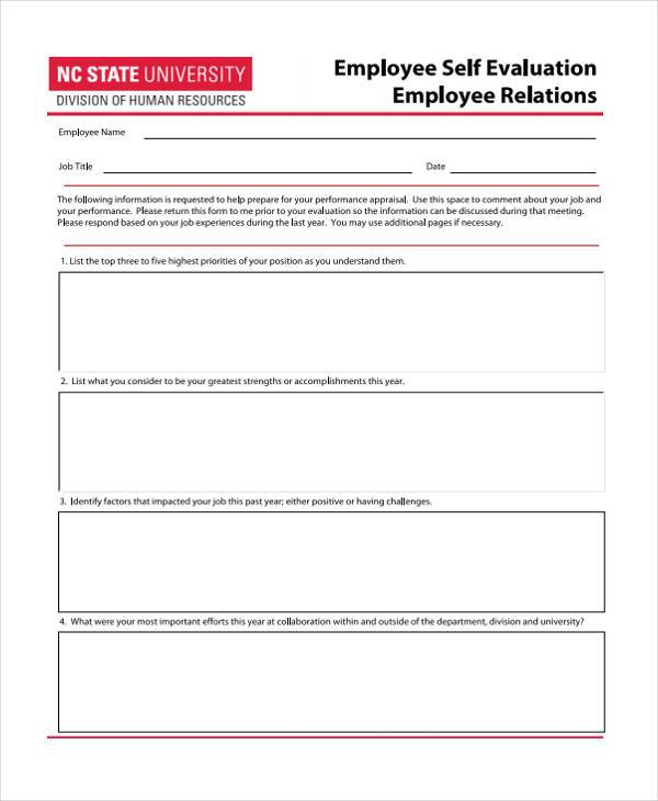 33 Free Hr Forms