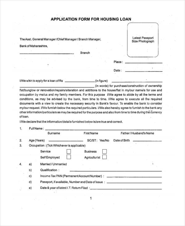 home loan sale agreement1