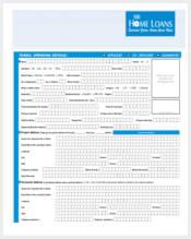 home loan application form3